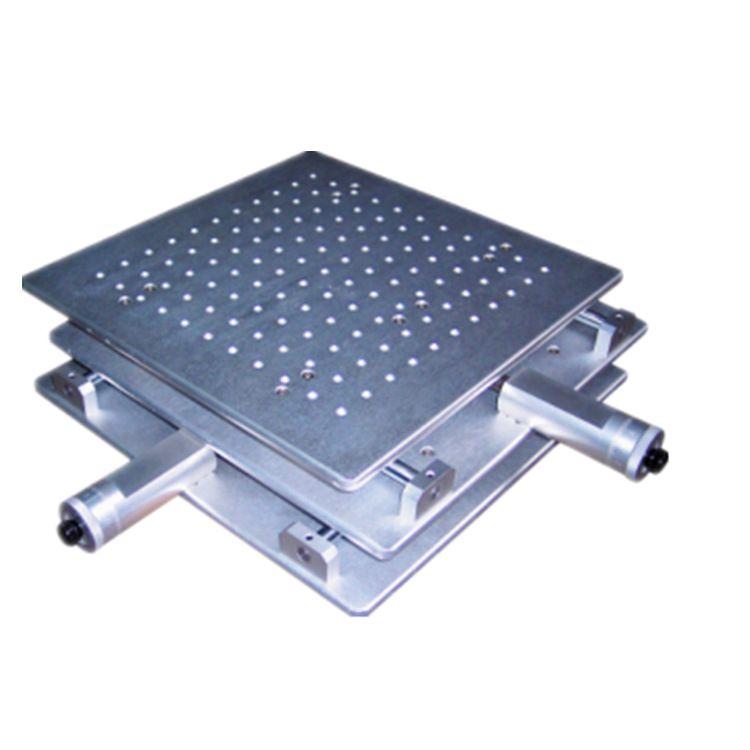 二维数控工作台 激光二维工作台 激光行业适用 二维微调滑台