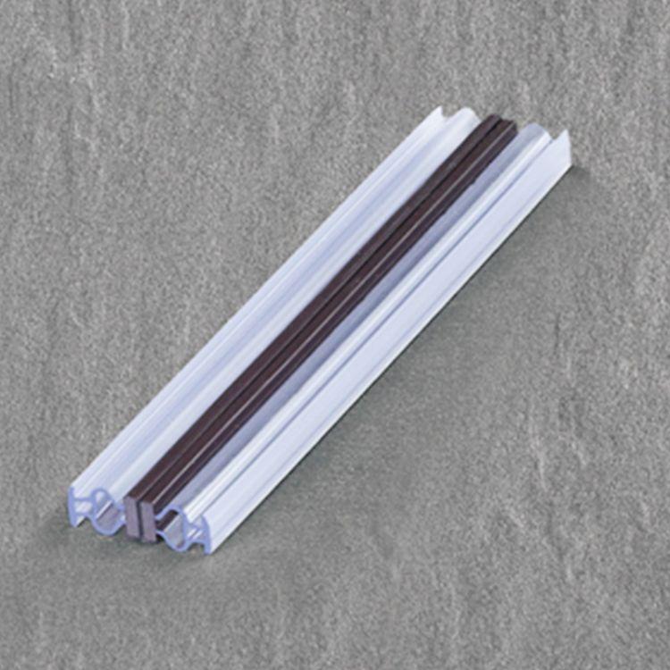 RF1016B3缓冲磁条 淋浴房防撞磁性密封条 淋浴房耐高温磁性密封条