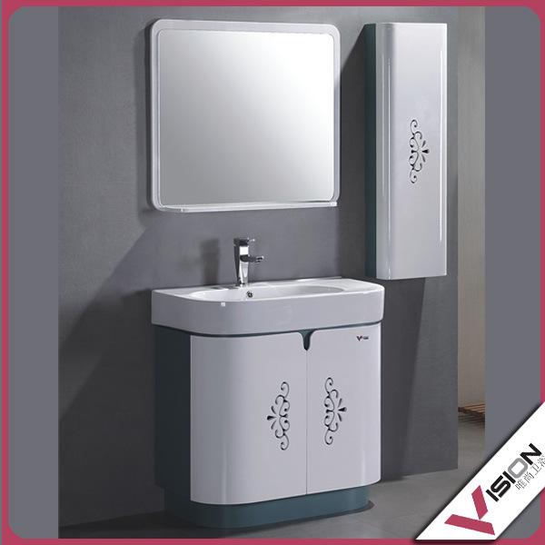杭州唯尚卫浴浴室柜厂家直销 PVC浴室柜 卫浴家具 浴室柜组合