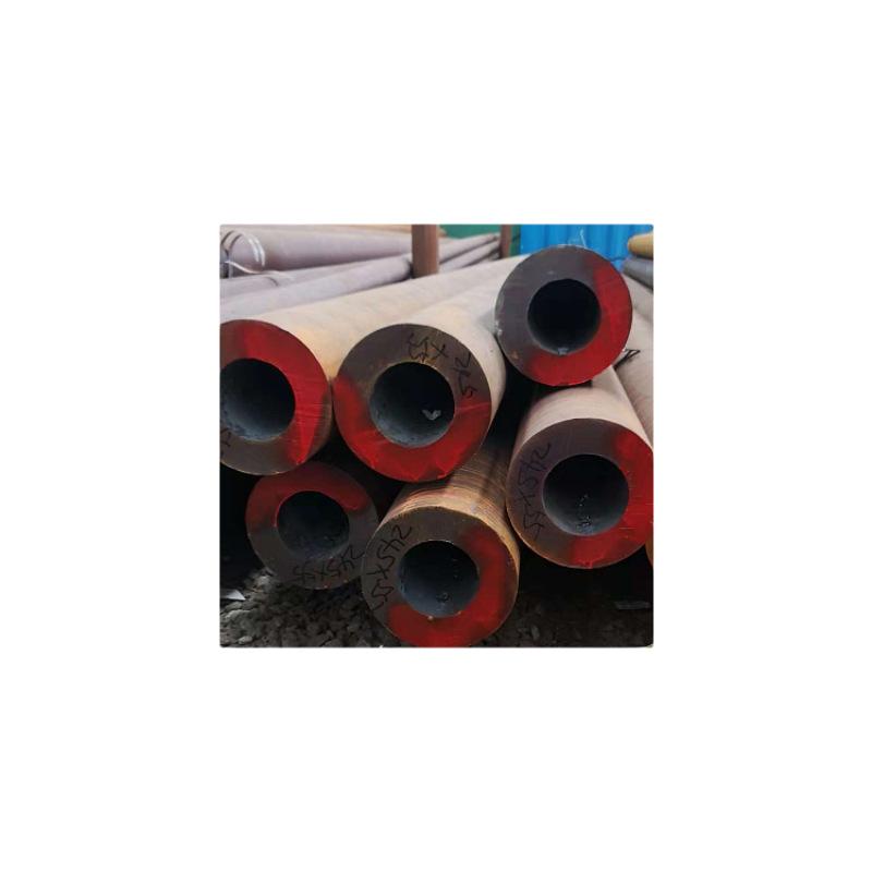 20号中厚壁无缝管 厚壁无缝钢管 机械专用钢管 化肥专用无缝钢管