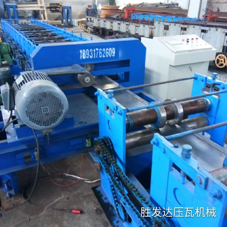 胜发达供应止水钢板机 C型钢机专用飞据剪切头