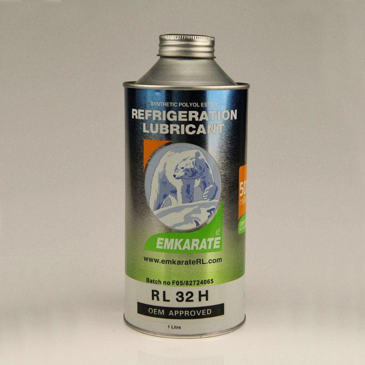 冰熊RL32H冷冻油EMKARATE冰熊冷冻油1L装大量批发