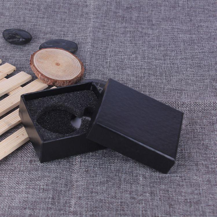黑色禮盒懷表專用禮盒包裝懷表禮盒可貼牌做標簽手表禮盒
