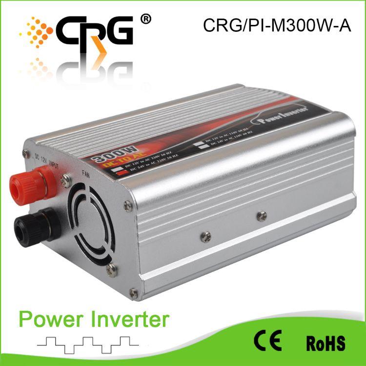 300W 逆变器 12V转220V 修正波逆变器 家用 车载逆变器照明