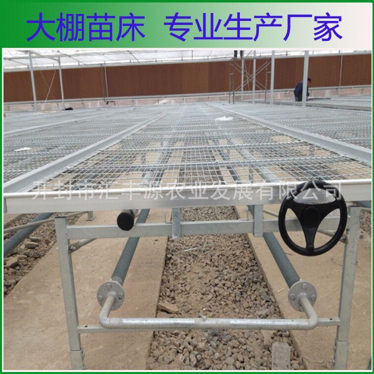 厂家直销  定做 移动苗床 育苗苗床  固定式苗床  长度可定制