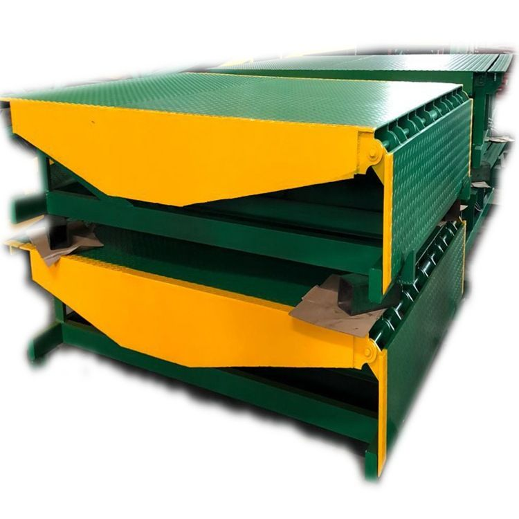 仓库卸货平台平面图卸货平台一般多高卸货平台高度距离合用