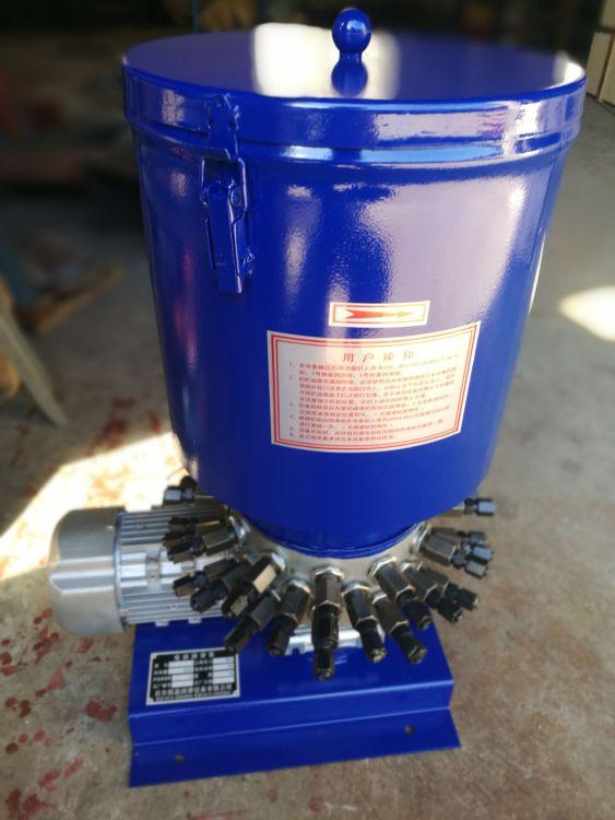 DDRB系列多点润滑干油泵(20MPa)