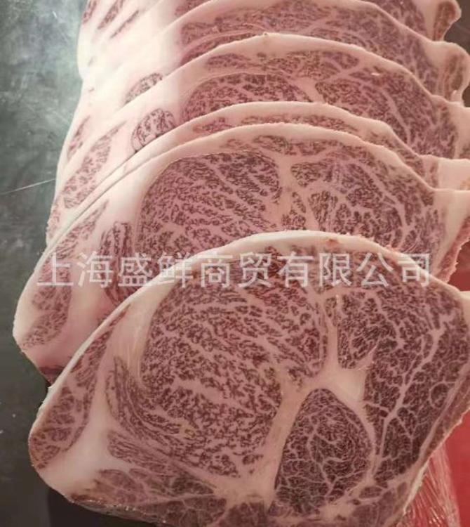 批发美味雪花牛肉 澳洲和牛黑牛肉 铁板烤肉