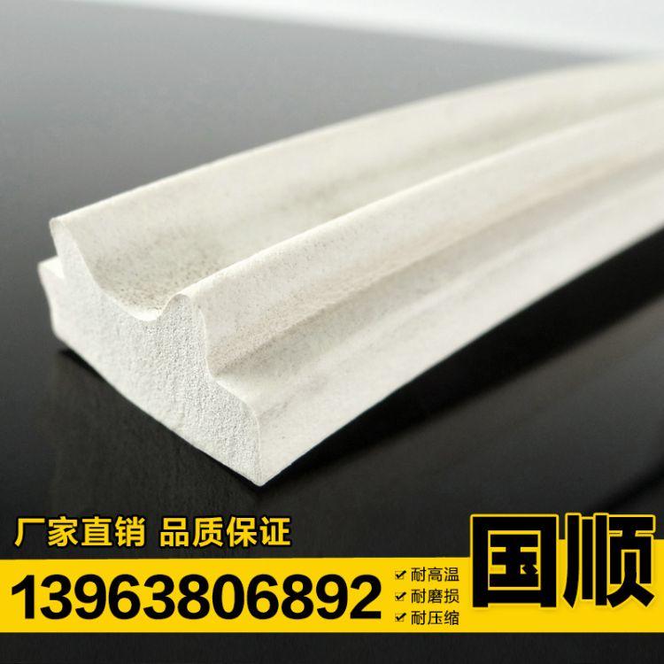 大量批发 隔音防尘硅胶密封条 橡胶发泡密封条 包边密封条