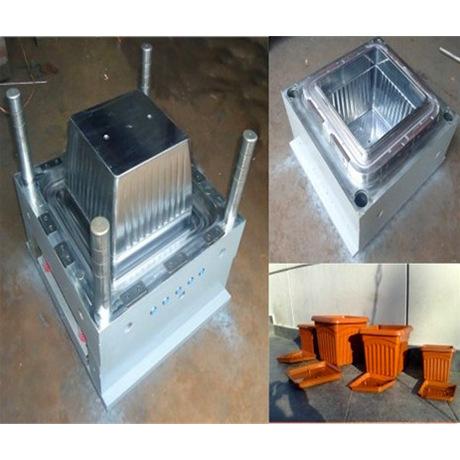 塑料模具制造 电子产品模具开发 注塑模具加工制造 塑料花盆模具