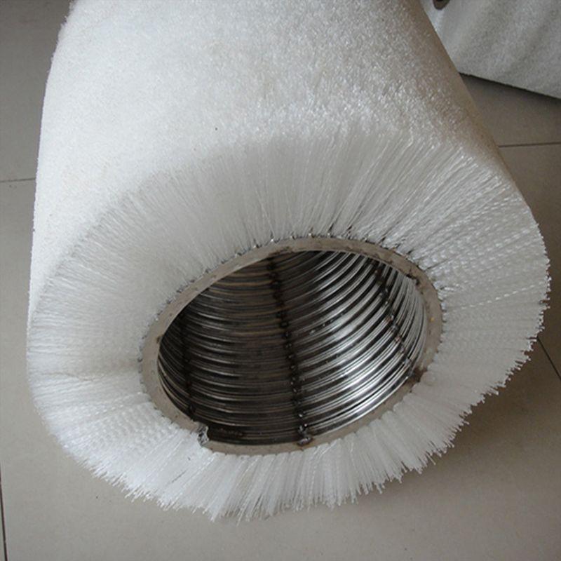 尼龙丝刷 清洗弹簧毛刷 抛光除锈弹簧刷 机械辊子弹簧刷直销供应