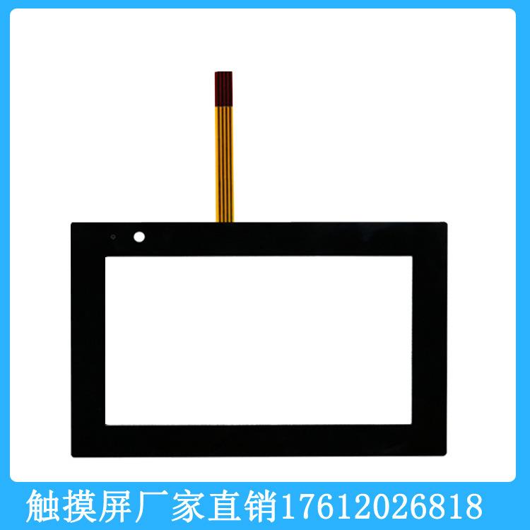 厂家专业定制工控触摸屏 10.1寸四线电阻触摸屏、全平面触摸板