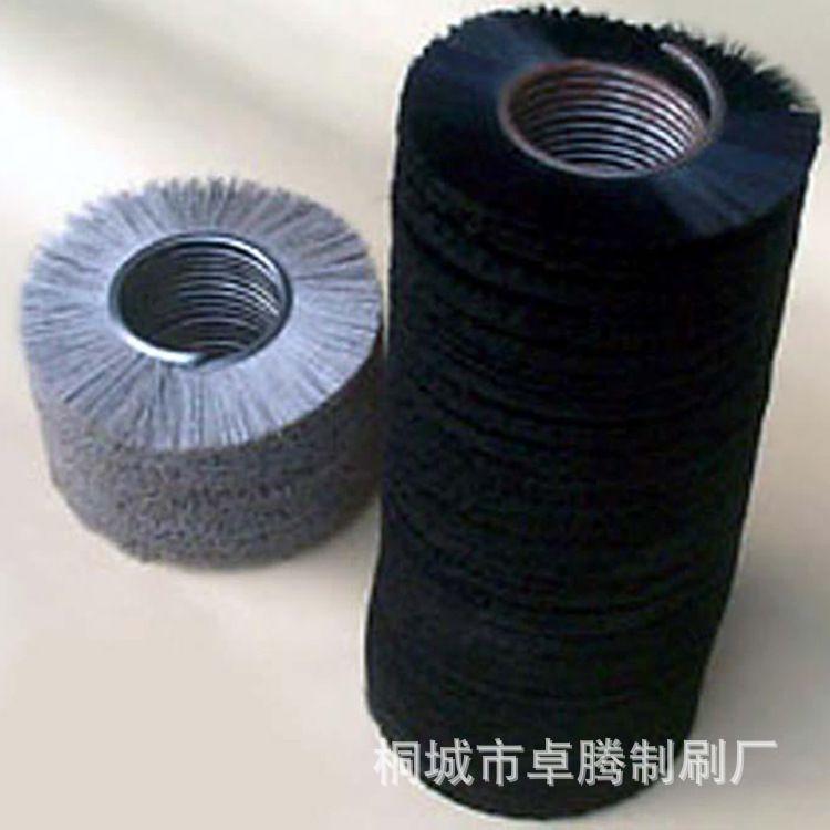 生产磨料丝弹簧刷 尼龙丝弹簧刷 钢丝弹簧毛刷 钢丝弹簧刷