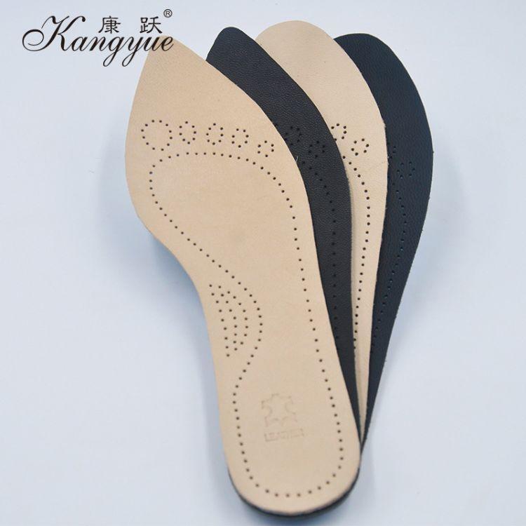 厂家直销羊皮秋冬款高跟鞋女鞋垫减压防磨休闲鞋垫防臭吸汗鞋配件