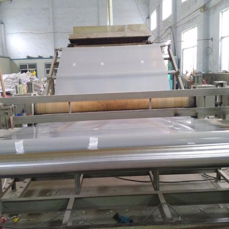 1.0全新料EVA复合吊带防水板 土工膜 铁标EVA防水板