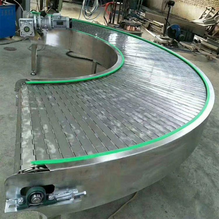 厂家生产转弯机 链板转弯机不锈钢材质耐腐蚀使用时间长 转弯机
