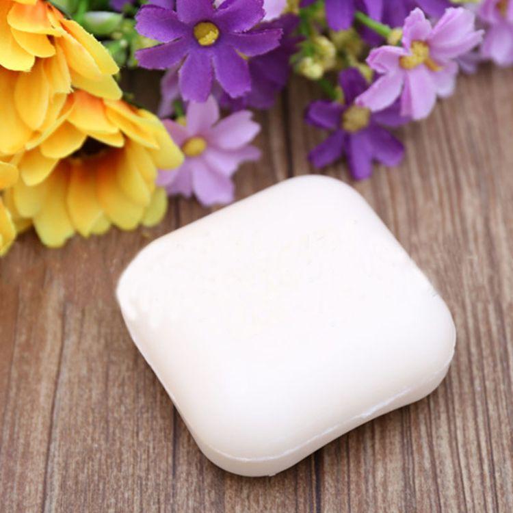 100g小香皂 酒店香皂 酒店洗漱用品 一次性旅游用品 消耗品