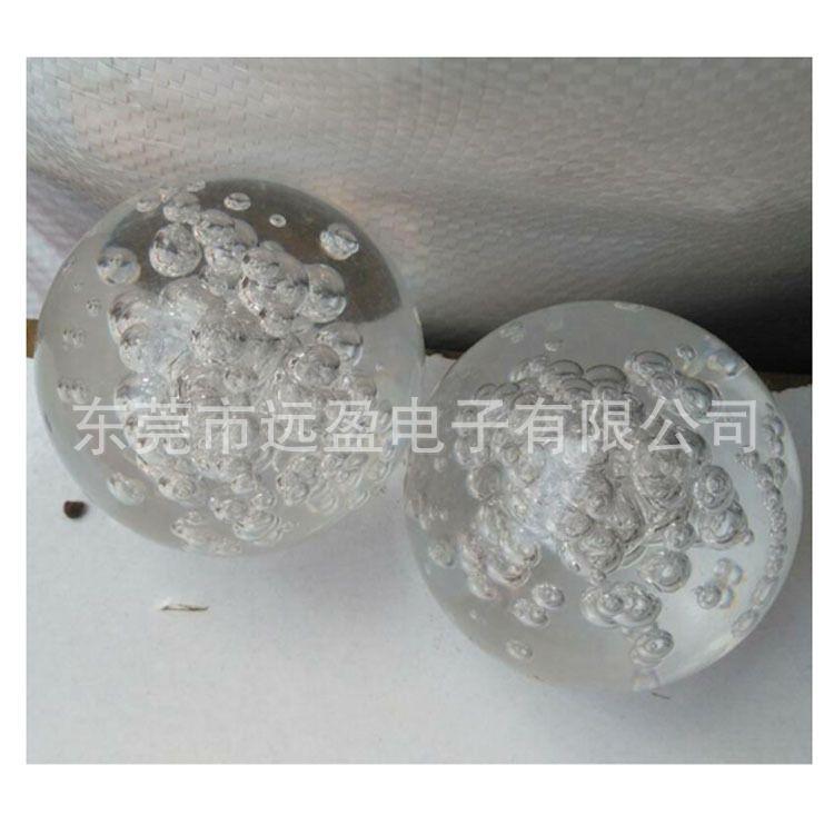 透明亚克力水晶球亚克力水晶球亚克力球亚克力装饰球亚克力圆球