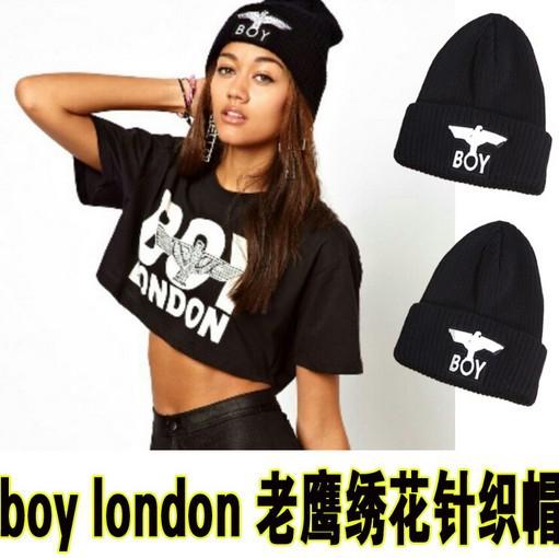 Bigbang GD Fantastic Baby Boy老鹰针织帽 BOY LONDON 老鹰版