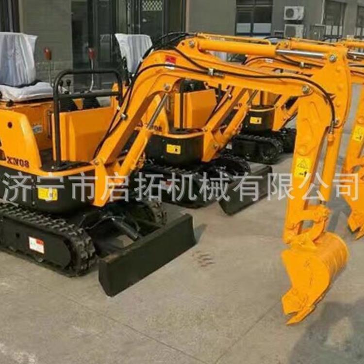 广西小型挖掘机海南履带式迷你型挖掘机广州多功能小挖机厂家直销