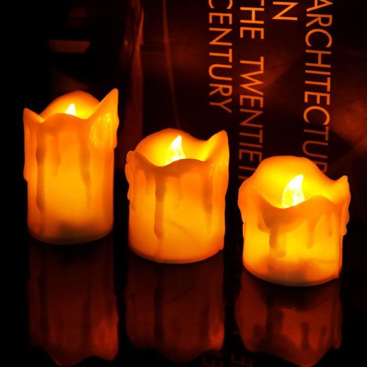 电子产品 遥控蜡烛灯 电子蜡烛灯 led 遥控电子蜡烛灯
