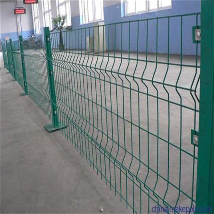 厂家批发【三角护栏】   陕甘宁专供绿化护栏网,围栏网