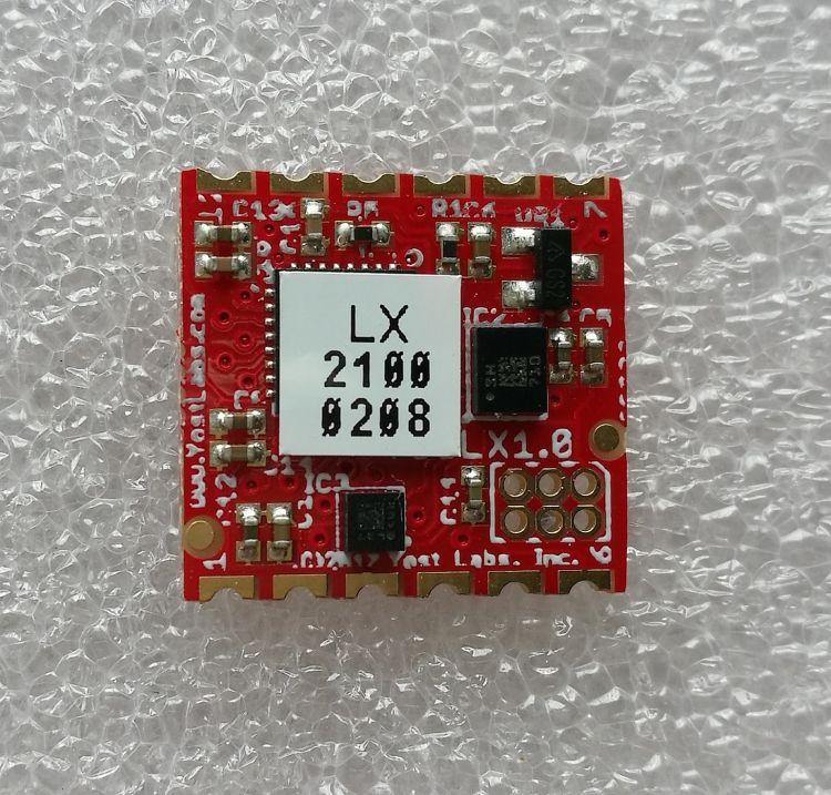 9轴陀螺仪小尺寸TSS-LX嵌入式AHRS/IMU模块+-1.5°-1750Hz刷新率