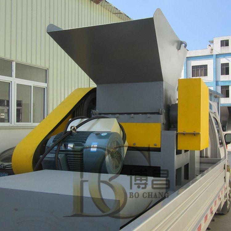 化工业桶破碎机 大型废塑料桶破碎机 厂家 高品质 高效率