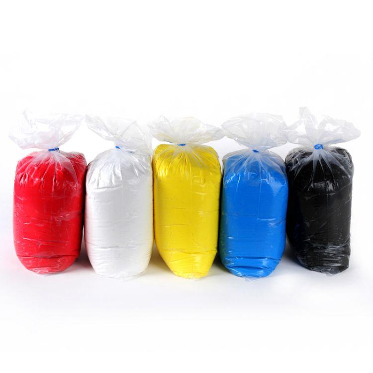 厂家直销儿童益智玩具超轻粘土1000克橡皮泥1kg彩泥太空泥包邮