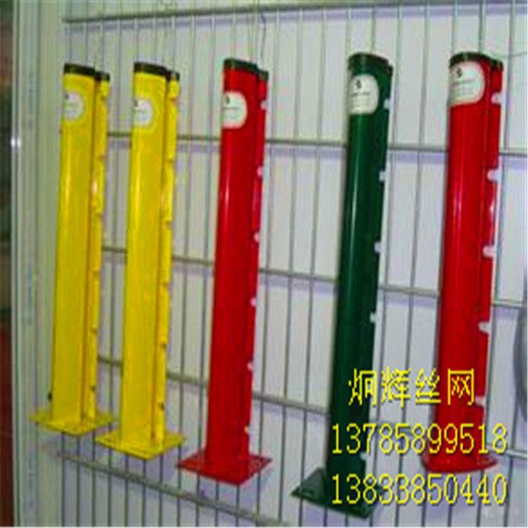 安平炯辉丝网生产销售铁路双边护栏网双圈护栏网折弯护栏网片