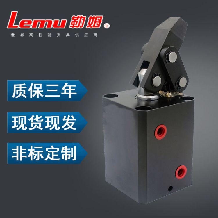 厂家定制 HLC/ HLC-FA25/32/40/50/63杠杆式液压油缸迷你油缸
