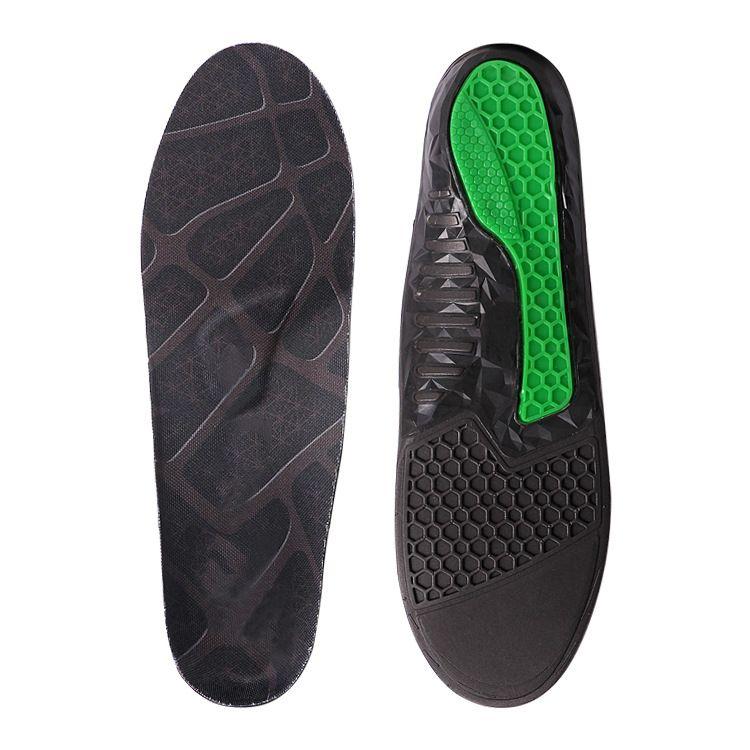 足弓支撑运动鞋垫 防臭减震吸汗男女款PU透气篮球运动鞋垫