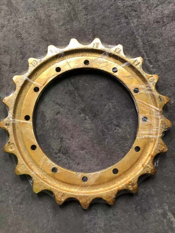 厂家直销挖掘机日立EX200齿圈环齿轮驱动齿驱动轮挖掘机齿圈