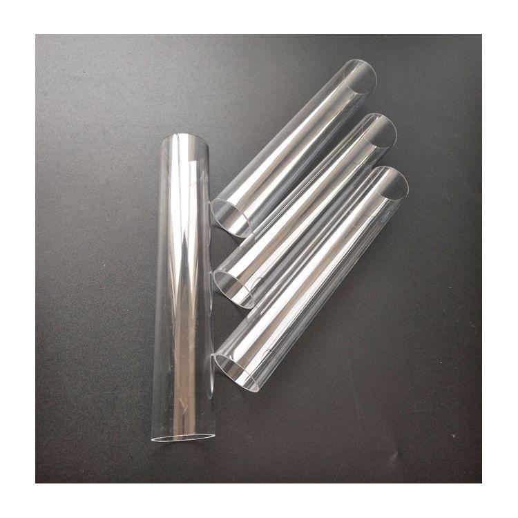 厂家直销渔具配件包装管pc硬管塑料 抗老化耐高温电子烟透明pc管