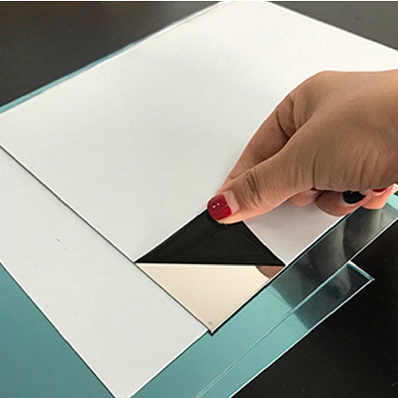 长期供应 不锈钢钛金板保护膜 不锈钢橡胶膜 剪板不锈钢保护膜