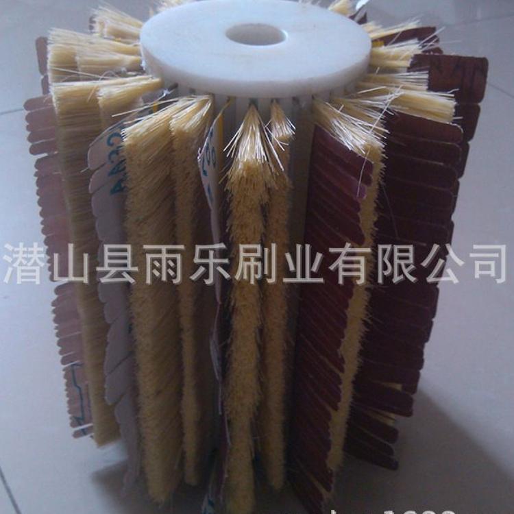 供应剑麻毛刷辊   洗机毛刷辊 尼龙丝毛刷辊 食品机械毛刷辊