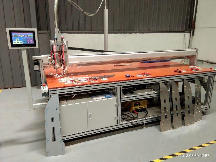 全自动螺柱焊机 CNC螺柱焊机 种钉机 碰焊机 专业定制