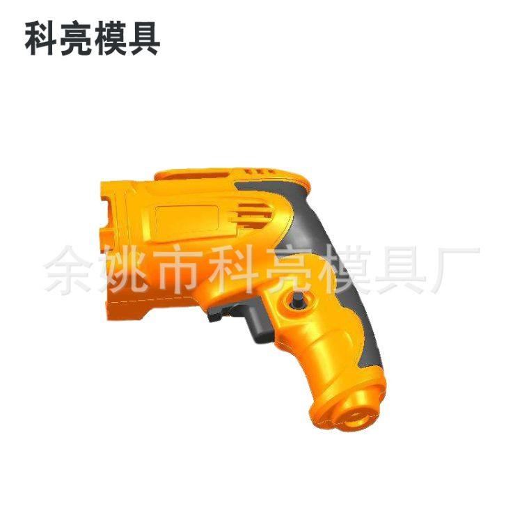 宁波厂家 电动扳手机壳 无刷电动扳手机壳 电动工具外壳加工