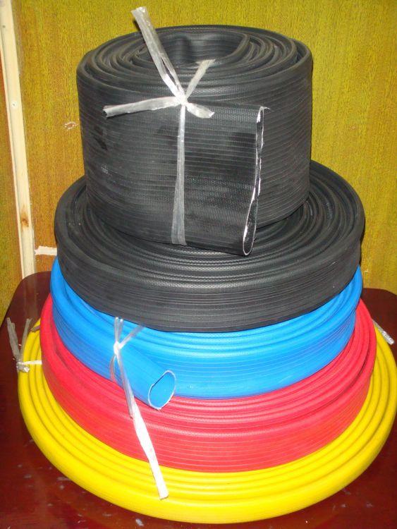 双面橡胶消防水带,双面消防水带,红色消防水带,黑色合成胶水带