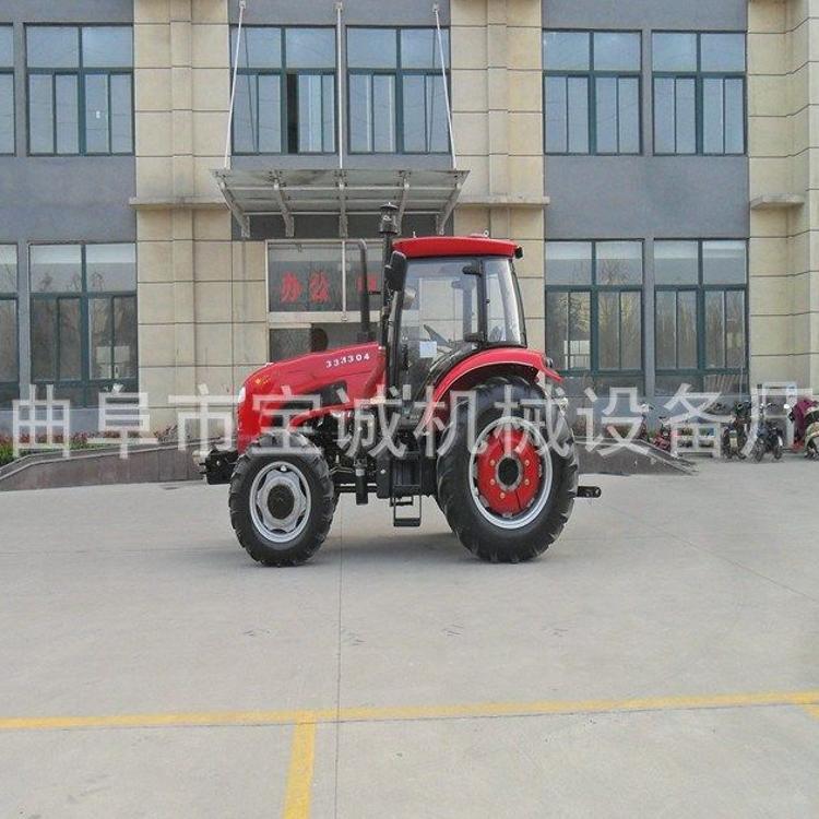东方红强动力拖拉机 多功能多缸四驱四轮拖拉机 田园果园管理机
