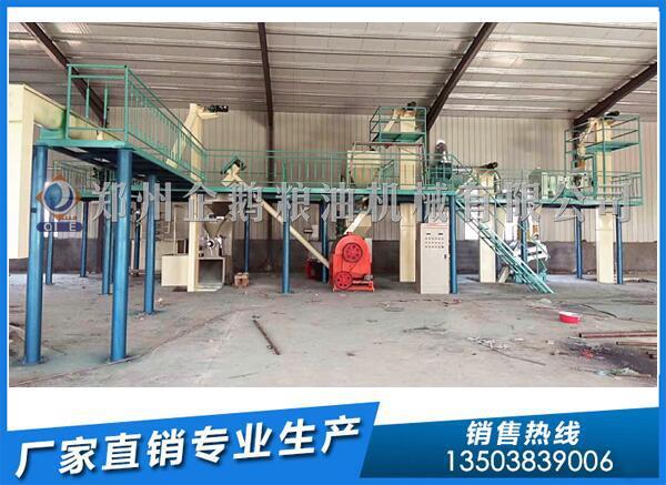 米糠油设备米糠油加工设备米糠油精炼设备厂家