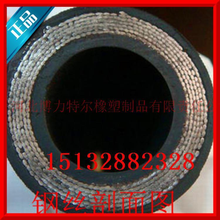 厂家直销油管 高压油管 高压软管 钢丝缠绕橡胶高压管