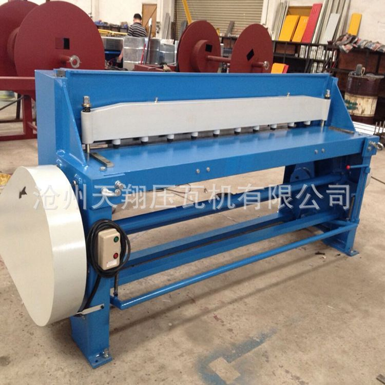 电动剪板机 剪板机 电动剪板机 彩钢板电动剪板机 电动剪板机厂家