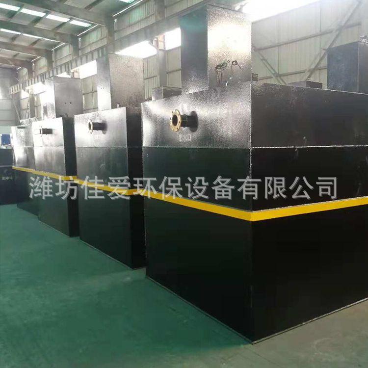 污水处理设备定制 工业地埋式污水处理设备 污水处理设备厂家直销