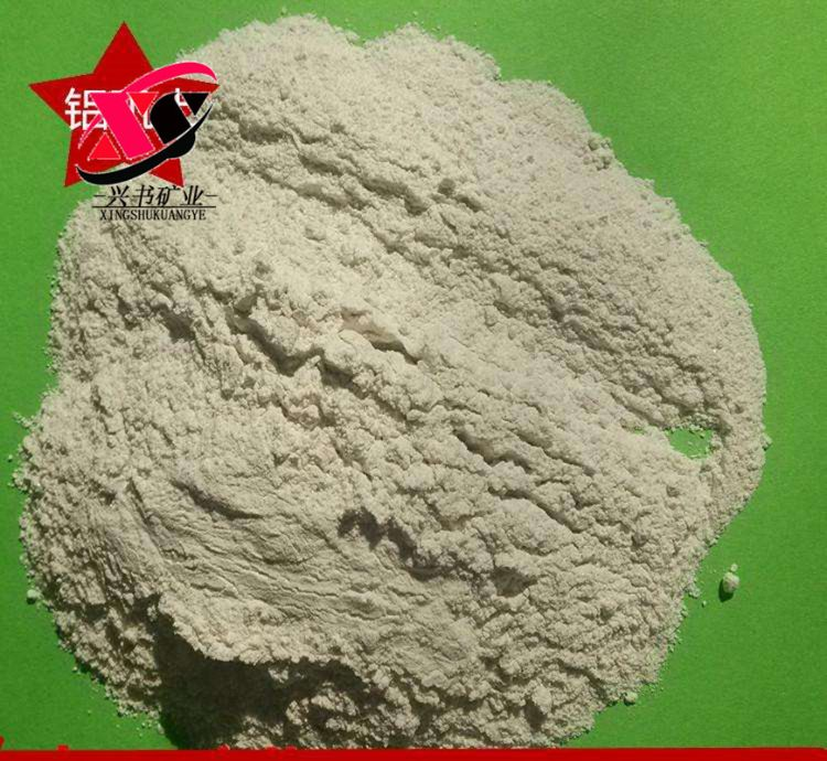 厂家直销 耐高温耐火材料铝矾土 品质保证