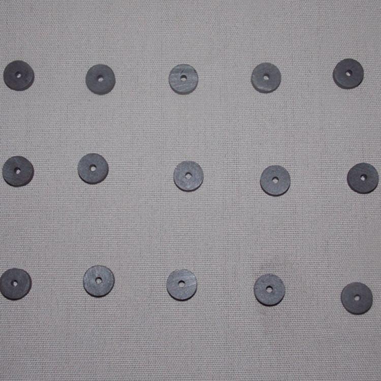 厂家直销耐磨圆环磁铁 铁氧体磁环 同性异性铁氧体磁铁加工定制