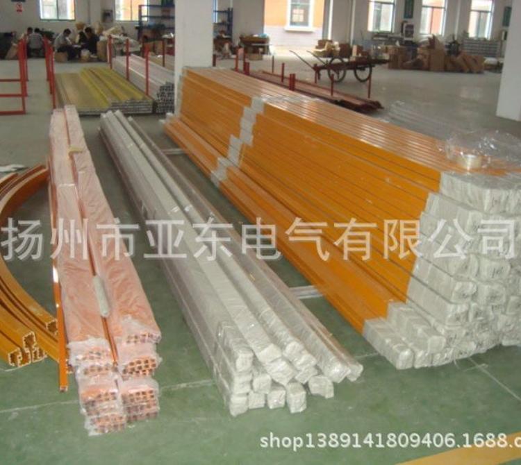 供应H型单极安全滑触线 厂家生产 直销 量大从优