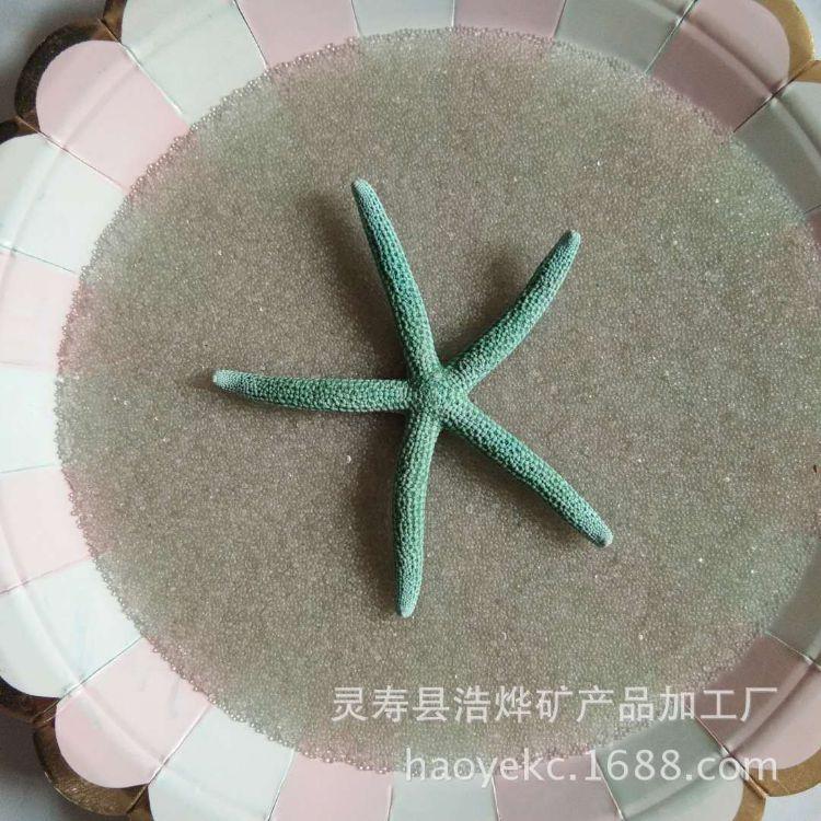 浩烨现货供应道路反光标线玻璃微珠  喷砂反光漆用玻璃微珠