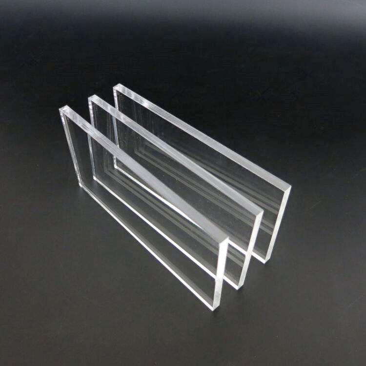 高透明亚克力板 有机玻璃板 有机玻璃加工尺寸任意定做工厂直销