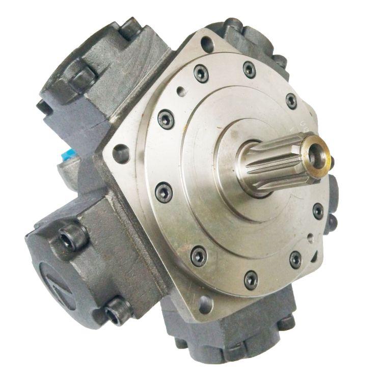 STF加料马达11-1300液压马达注塑机熔胶马达低转速高扭矩 五星马
